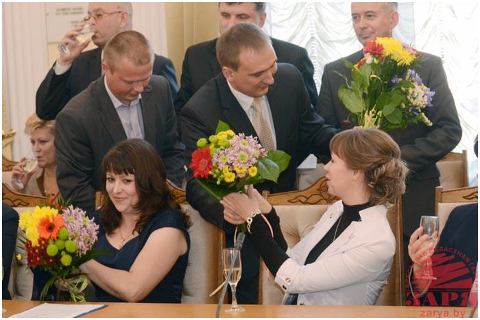 День Матери в Бресте. Награждение в облисполкоме 14 октября 2014