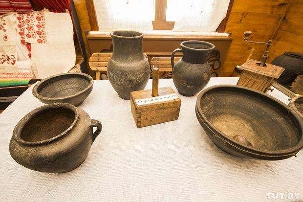 Краеведческий музей возле Жабинки. Костюшко, этнография, Вторая мировая война
