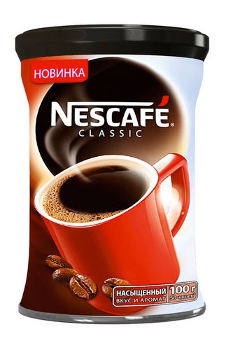 Кофе Нескафе в Бресте