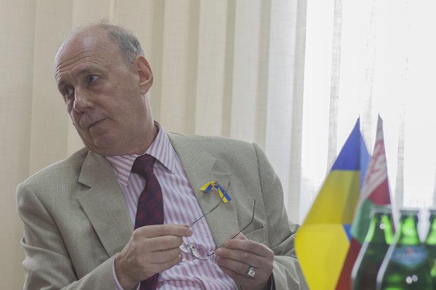 Генеральный консул Украины в Бресте Олег Мысык