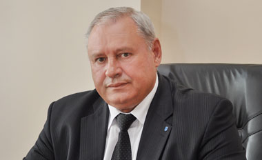 Александр Сергеевич Палышенков. Мэр Бреста