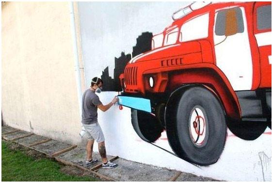 Конкурс граффити в Бресте