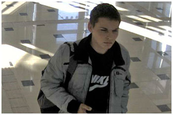 Молодой человек подозревается в краже портмоне на ЖД вокзале в Бресте