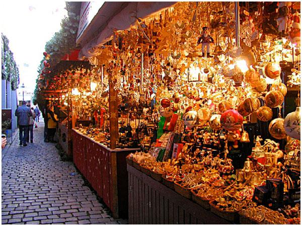 Прага на Рождество. Туристическая поездка
