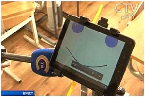 В Бресте разработали робота-гида