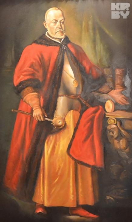 Лев Сапега. Картина