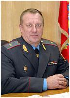 Бывший начальник УВД Брестского облисполкома Иван Савчиц