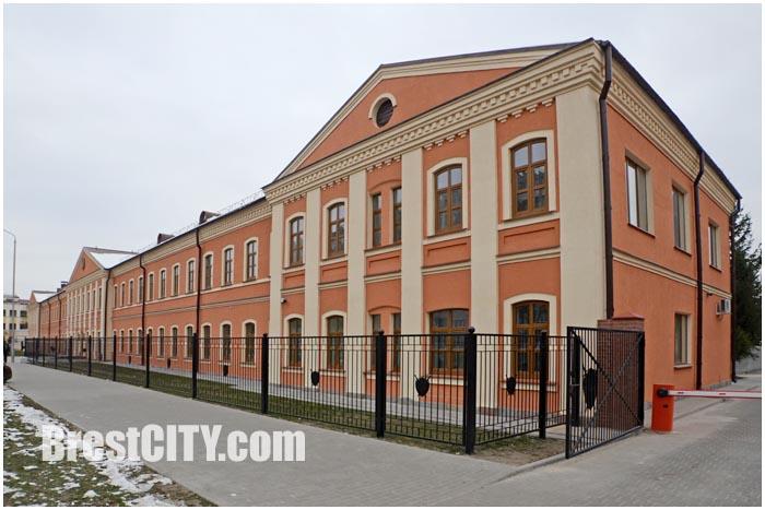 Управление следственного комитета по Брестской области