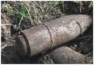 Склад снарядов обнаружили в Бресте