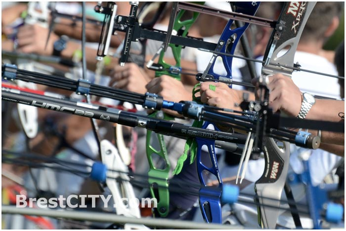 Стрельба из лука в Бресте. Соревнования 4-7 сентября 2014