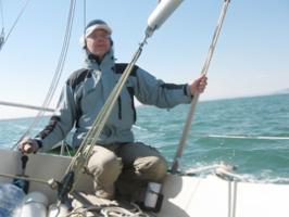 Дмитрий Суярков строит яхту для кругостветного путешествия