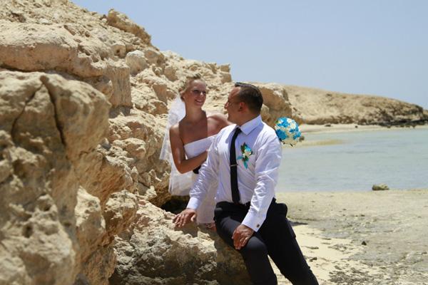 Свадьба в Египте. Хургада