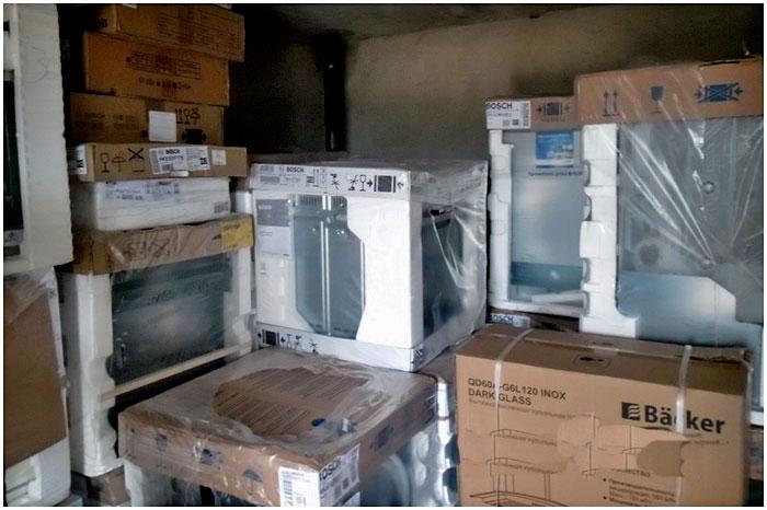 Бытовая техника, компьютеры через границу из Польши в Беларусь