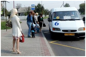 Транспорт в детскую поликлинику №1 Бреста