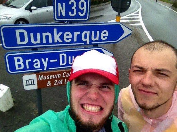 Велопутешествие брестчан по Европе