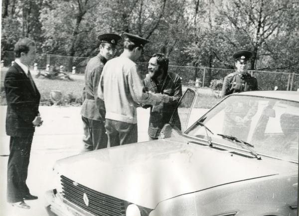 Владимир Высоцкий в Бресте