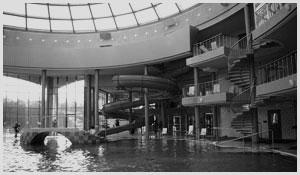 В больнице умерла девочка, которая едва не утонула в Кобринском аквапарке