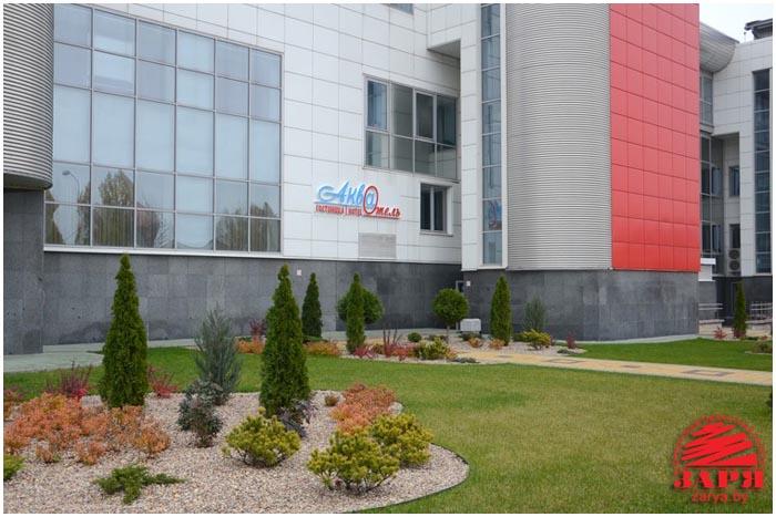 Гостиница Акватель открылась в Бресте. Дворец водных видов спорта