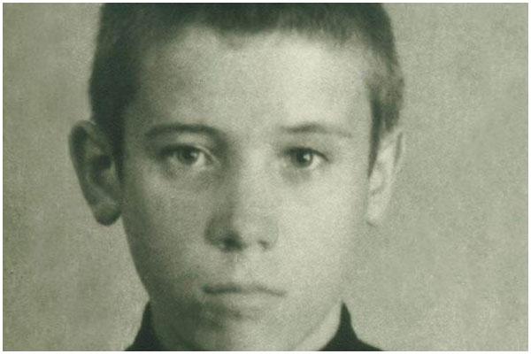 Алик Бобков - мальчик из Брестской крепости