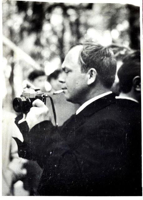 Бессонов Анатолий Дмитриевич, фотограф из Бреста