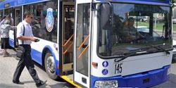 Расписание автобусов в Бресте
