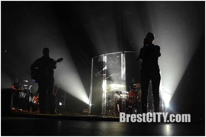 Группа ДДТ выступила в Бресте
