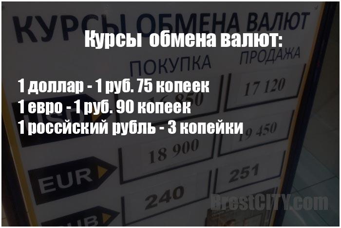 Что сколько будет стоить после деноминации в Беларуси в примерах