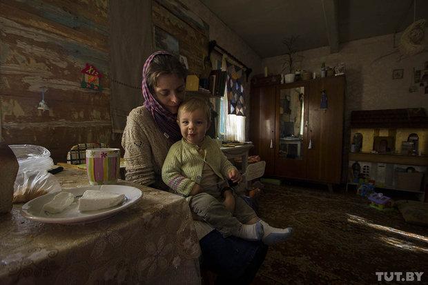 Молодая семья из Бреста уехала жить в умирающую деревню