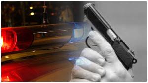 Задержание нарушителя со стрельбой. ГАИ