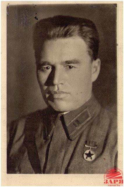 Майор Гаврилов. Защитник Брестской крепости