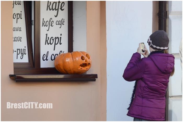 Праздник Halloween в Бресте 2015. Фото BrestCITY.com