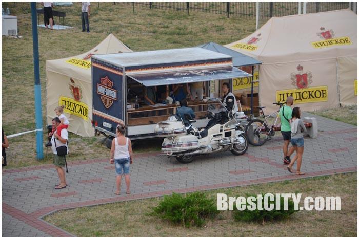 Мотослет Gold Wing в Бресте 23-26 июля 2015