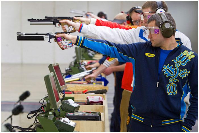 Турнир по пулевой стрельбе памяти Хотько в Бресте