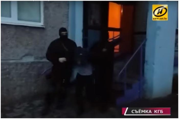 Задержание в Бресте чеченца