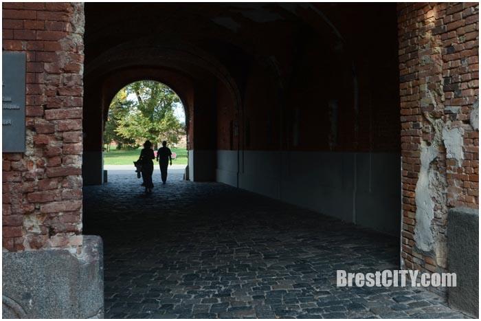 Холмские ворота. Современный вид