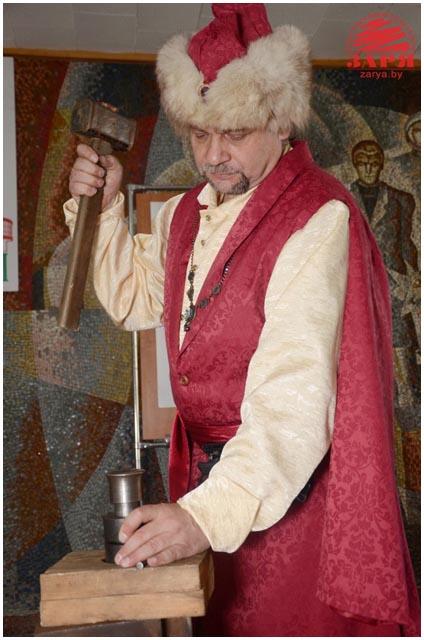 Берестейский монетный двор отмечает 350-летие