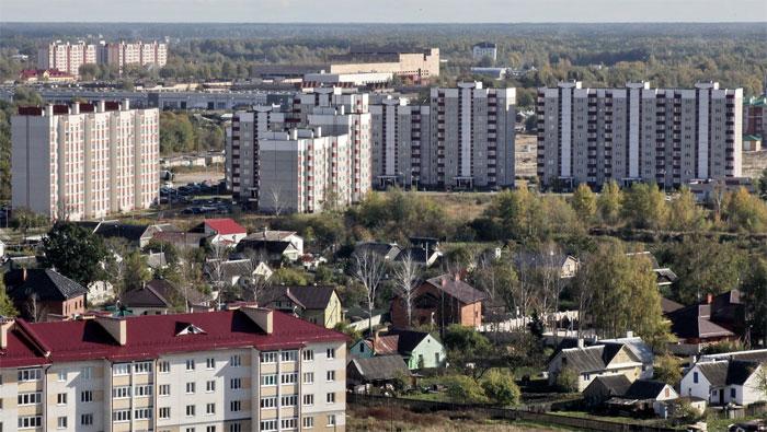 Московский район Бреста