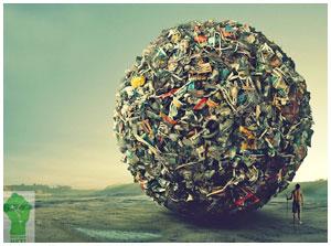 Уборка мусора в Бресте на Красном дворе
