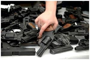 Право на ношение оружие населением
