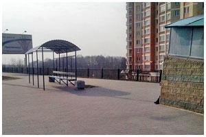 Остановка Гузнянский мост в Бресте