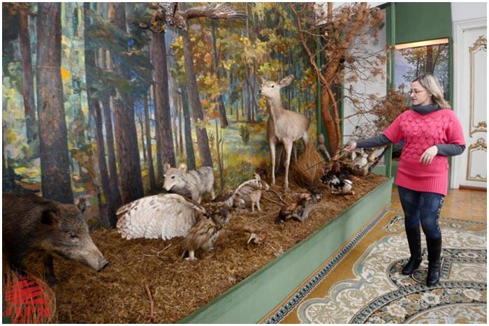Музей-усадьба Пружанский палацык