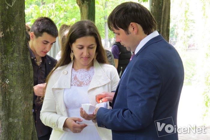 Парад верности в Брестском городском парке 17 мая