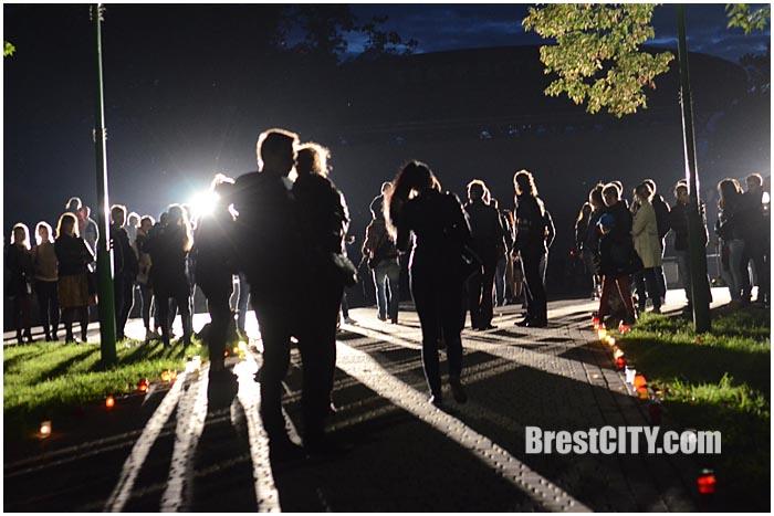 День мира в Бресте 21 сентября 2015