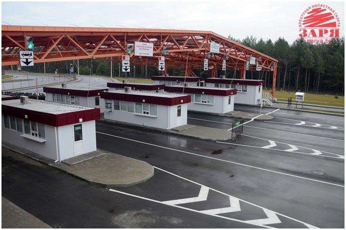 Пункт пропуска Песчатка. Открытие 23 декабря 2015