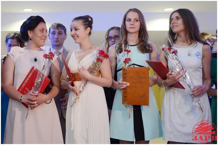 Бал выпускников в Пинске. Полесский государственный университет