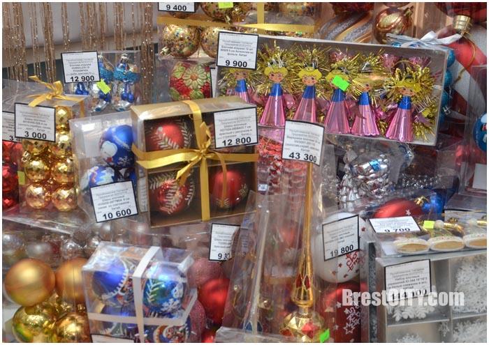 Почтовая лавка в Бресте. Сувенирная продукция. Фото BrestCITY.com