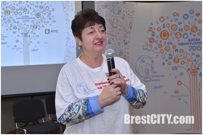Проект сети все возрасты покорны в Бресте
