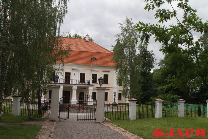 Усадьба-музей в Скоках