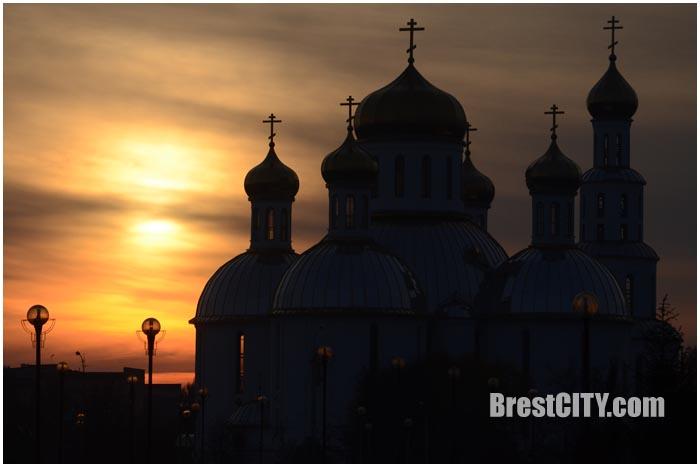 Свято-Воскресенкий собор в Бресте. Фото BrestCITY.com