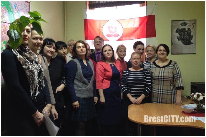 Женская конференция социал-демократов в Бресте